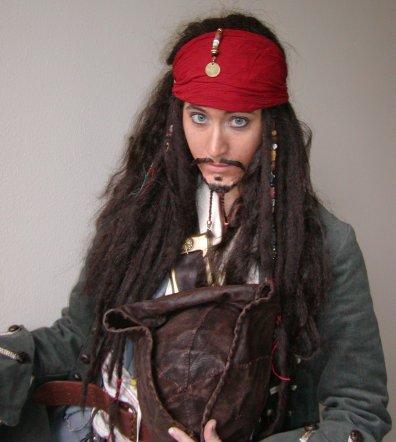 sc 1 st  Entropy House & Captain Jack Sparrow